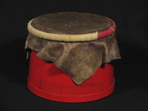 Iroquois Water Drum – Traditional Construction